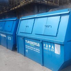 12 m3 konteinerių nuoma
