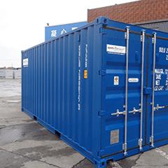 Jūrinių konteinerių nuoma