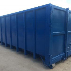 16 m3 -38 m3 užtraukiami GAK tipo konteineriai